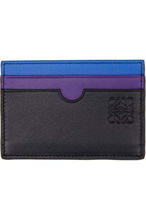 Loewe Multicolor Rainbow Plain Card Holder