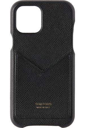 Tom Ford Black Card Slot iPhone 11 Pro Case