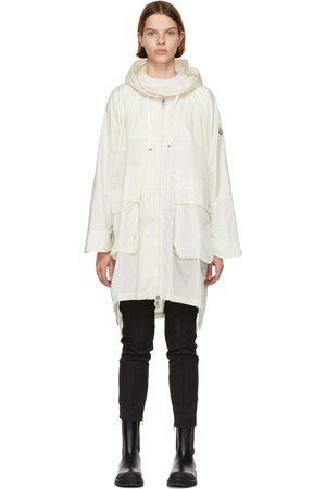 Moncler Off-White Printseps Coat