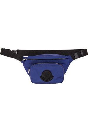 Moncler Blue Durance Belt Bag