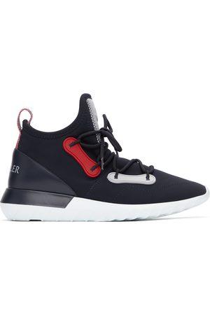 Moncler Navy Emilien Sneakers