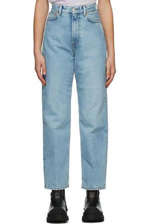 Acne Studios Blue Relaxed Fit Jeans