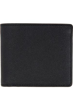 Maison Margiela Black Grained Bifold Wallet