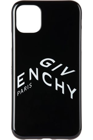 Givenchy Black Refracted Logo iPhone 11 Case
