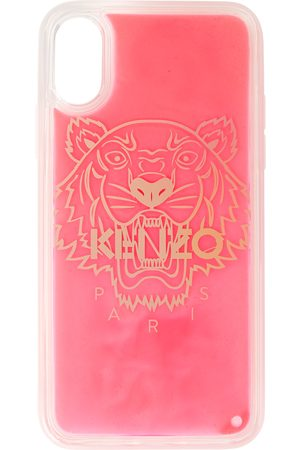Kenzo Red Glitter Tiger iPhone XS Max Case