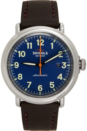 SHINOLA & Brown 'The Runwell Chrono' 41mm Watch