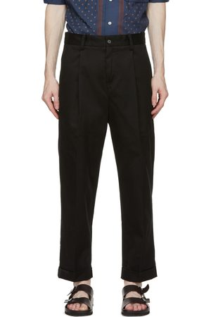 president's SSENSE Exclusive Gabardine Chino Squad Trousers