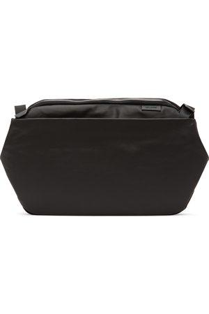 CÔTE&CIEL Black Coated Canvas Riss Bag