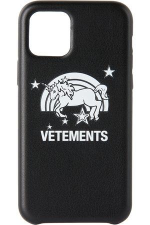 Vetements Black Unicorn iPhone 11 Pro Case