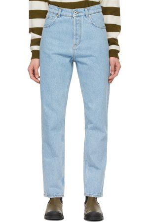 Loewe Blue Tapered Jeans