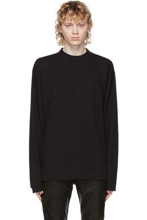 JOHN ELLIOTT 900 Mock Neck Long Sleeve T-Shirt