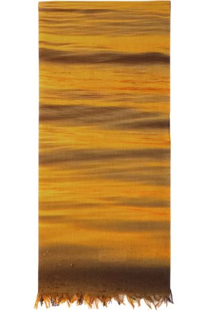 Loewe Yellow Paula's Ibiza Sunset Sarong