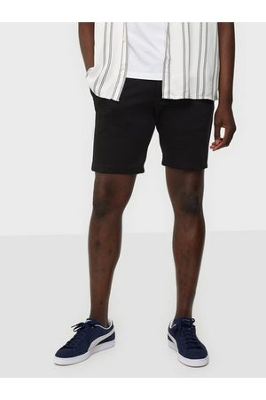 JACK & JONES Mænd Shorts - Jjiphil Chino Shorts Nor Sts Shorts Black