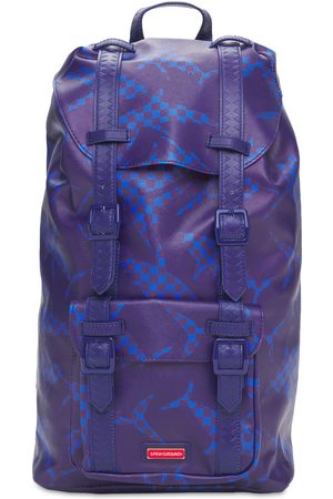 Sprayground The Hills Camo Backpack