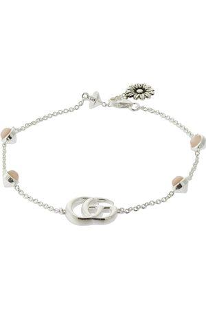 Gucci Kvinder Armbånd - Double G Mother Of Pearl Bracelet