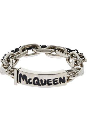 Alexander McQueen Mcqueen Graffiti Bracelet
