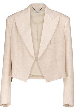 Stella McCartney Adley cropped blazer