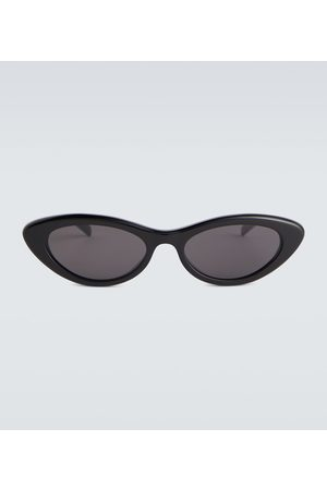 Celine Eyewear Mænd Solbriller - Cat-eye acetate sunglasses