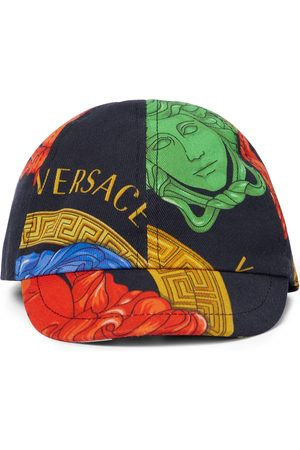 VERSACE Drenge Kasketter - Medusa cotton baseball cap
