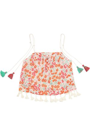 POUPETTE ST BARTH Piger Toppe - Exclusive to Mytheresa – Mara floral top