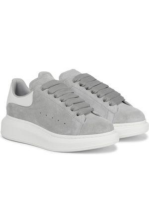 Alexander McQueen Kvinder Sneakers - Suede sneakers
