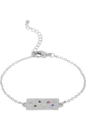 Dansk Copenhagen Kvinder Armbånd - Bracelet Amber Rainbow
