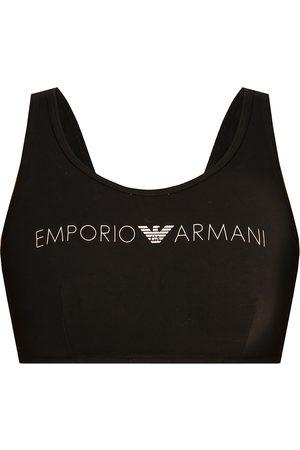 Emporio Armani Kvinder Sports-BH - Sports-bh med logo