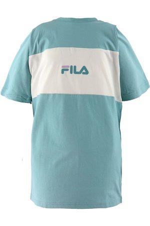 Fila Kortærmede - T-shirt - Elliot - Cameo Blue/Snow White