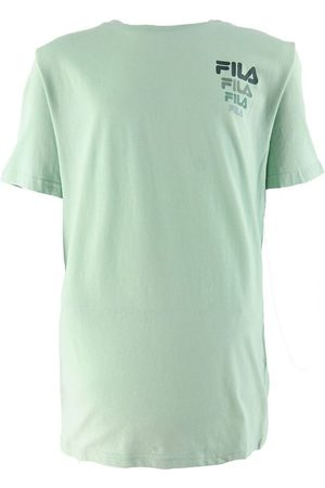 Fila Kortærmede - T-shirt - Declan - Silt Green