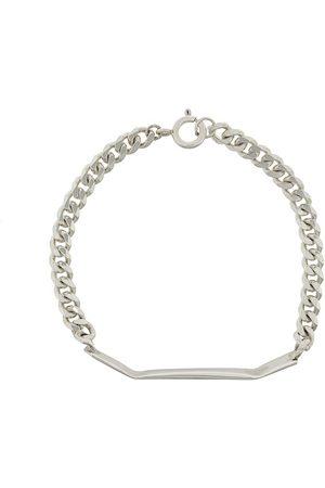 NIZA HUANG Mænd Armbånd - Chain and bar bracelet