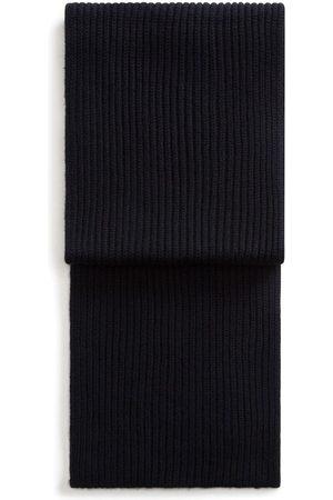 Dolce & Gabbana Mænd Tørklæder - Ribbed knitted long scarf