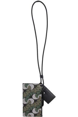 Ports V Punge - Kortholder med strop og blomstret paisley-tryk