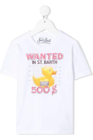 MC2 SAINT BARTH Wanted Ducky T-shirt