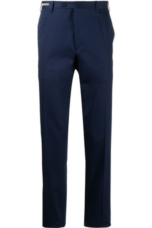 corneliani Mænd Slim bukser - Leader bukser med smal pasform