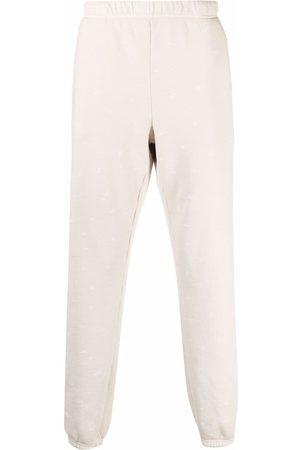 Les Tien Joggingbukser - Elasticated cotton track pants