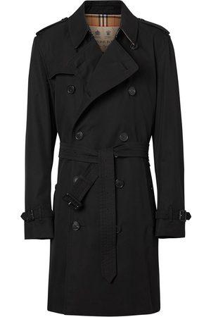 Burberry Midi Kensington Heritage frakke