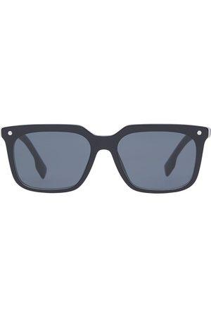 Burberry Eyewear Solbriller med firkantet stel og stribedetalje