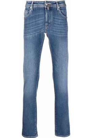 Jacob Cohen Skinny-jeans med falmet effekt