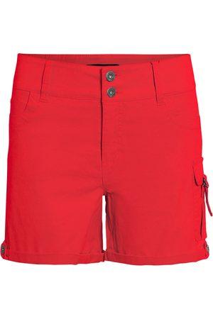 Jensen Kvinder Shorts - Casual Shorts - True Red - 12 cm / 36