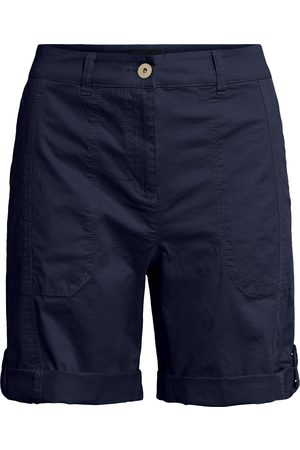 Brandtex Kvinder Shorts - Casual Shorts - Midnight Blue - 34