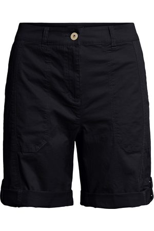 Brandtex Kvinder Shorts - Casual Shorts - Black - 36