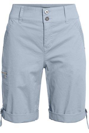 Jensen Kvinder Bermudashorts - Casual bermudashorts - Kentucky Blue - 26 cm / 34