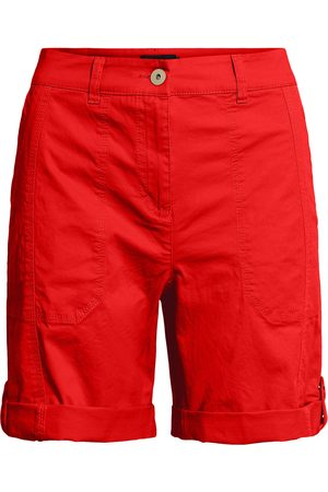 Brandtex Kvinder Shorts - Casual Shorts - Racing Red - 34