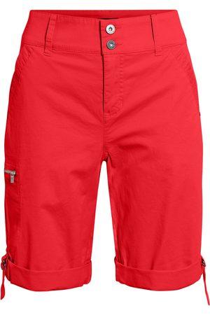 Jensen Kvinder Bermudashorts - Casual bermudashorts - True Red - 26 cm / 34