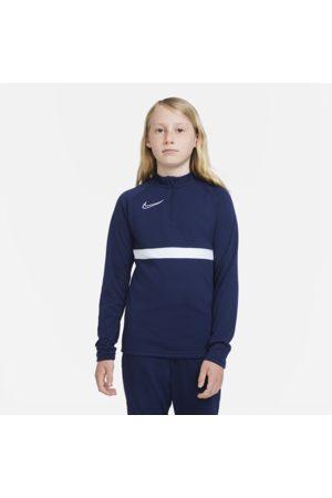 Nike Træning t-shirts - Dri-FIT Academy-fodboldtræningstrøje til store børn