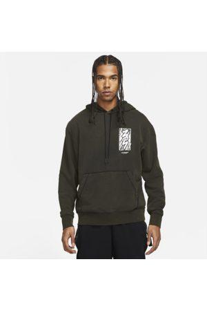 Nike Mænd Hoodies - Jordan Dri-FIT Zion-performance-hættetrøje til mænd