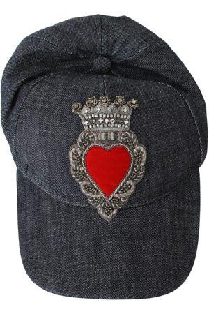 Dolce & Gabbana Kvinder Kasketter - Crystal Heart Baseball Cap