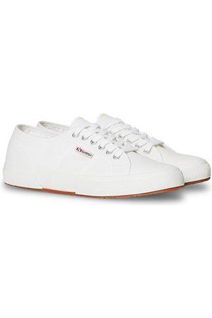 Superga Mænd Casual sko - Canvas Sneaker White