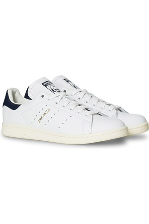 adidas Originals Mænd Sneakers - Stan Smith Sneaker White/Navy