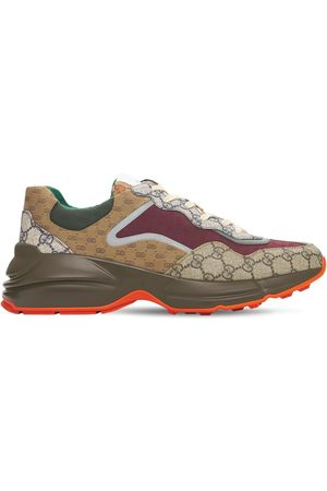 GUCCI Gg Rhyton Sneakers